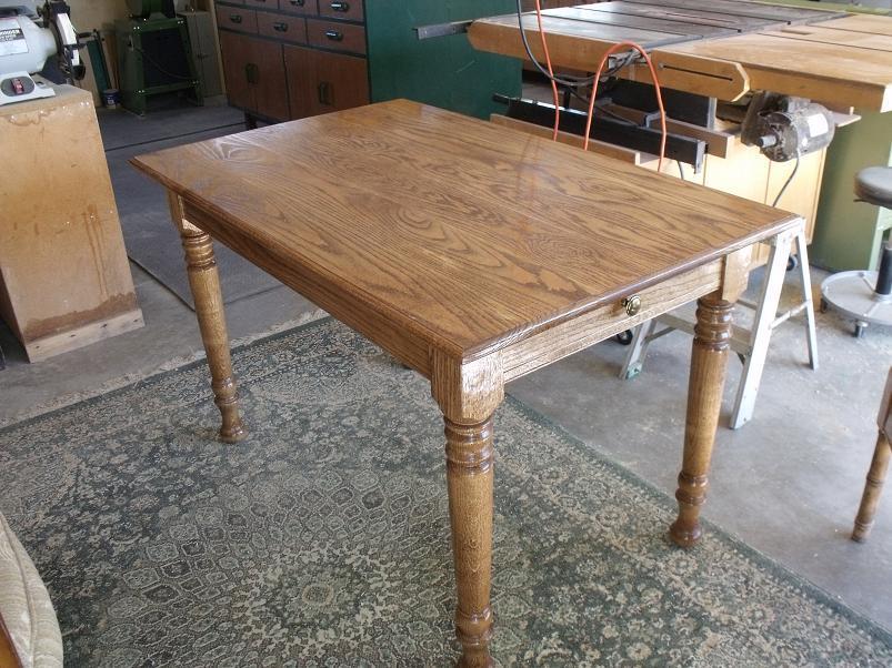 Osborne Wood Products Blog Red Oak Farm Dining Table