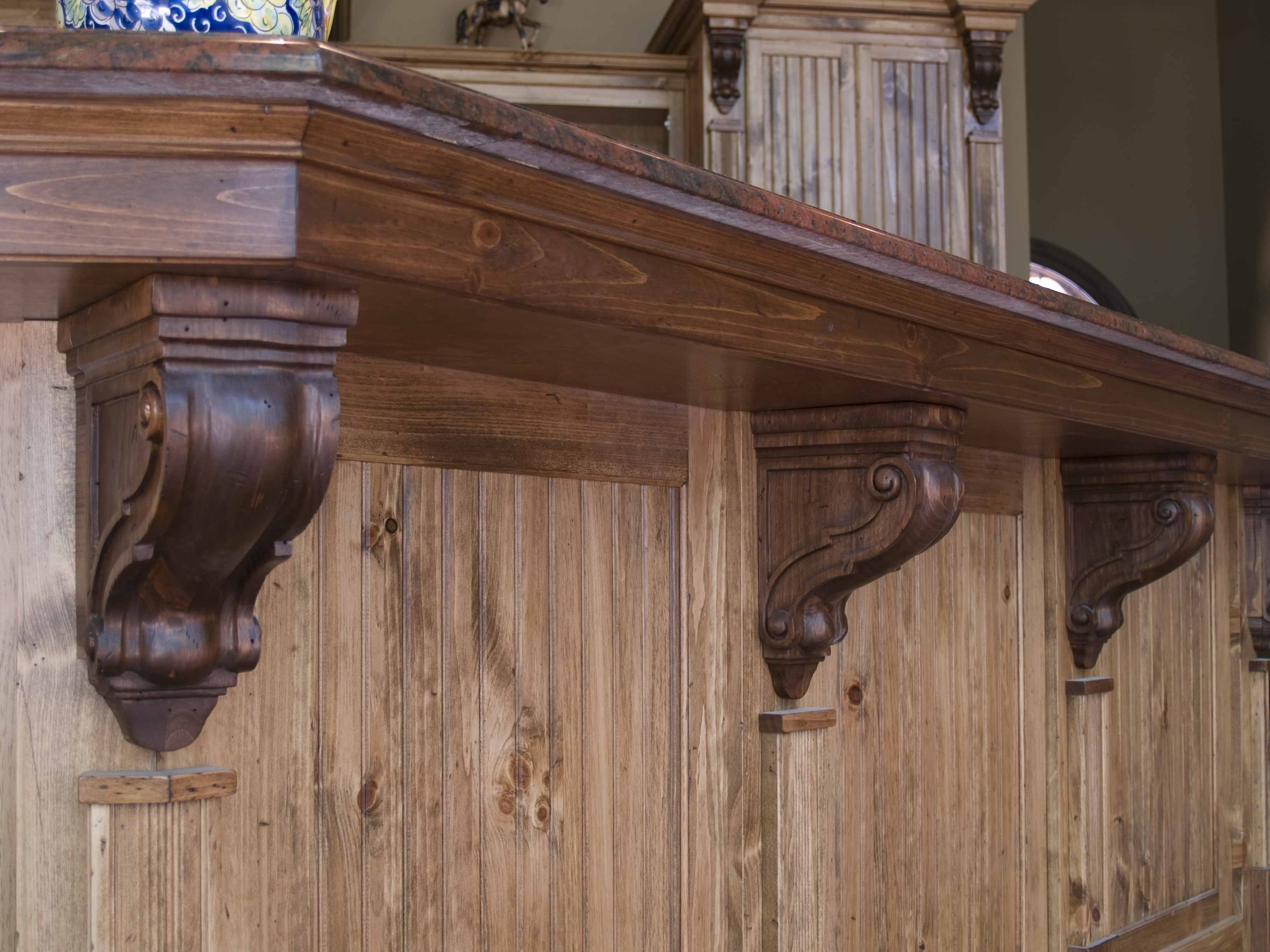 Osborne Wood Products Blog How To Install Corbels And Brackets