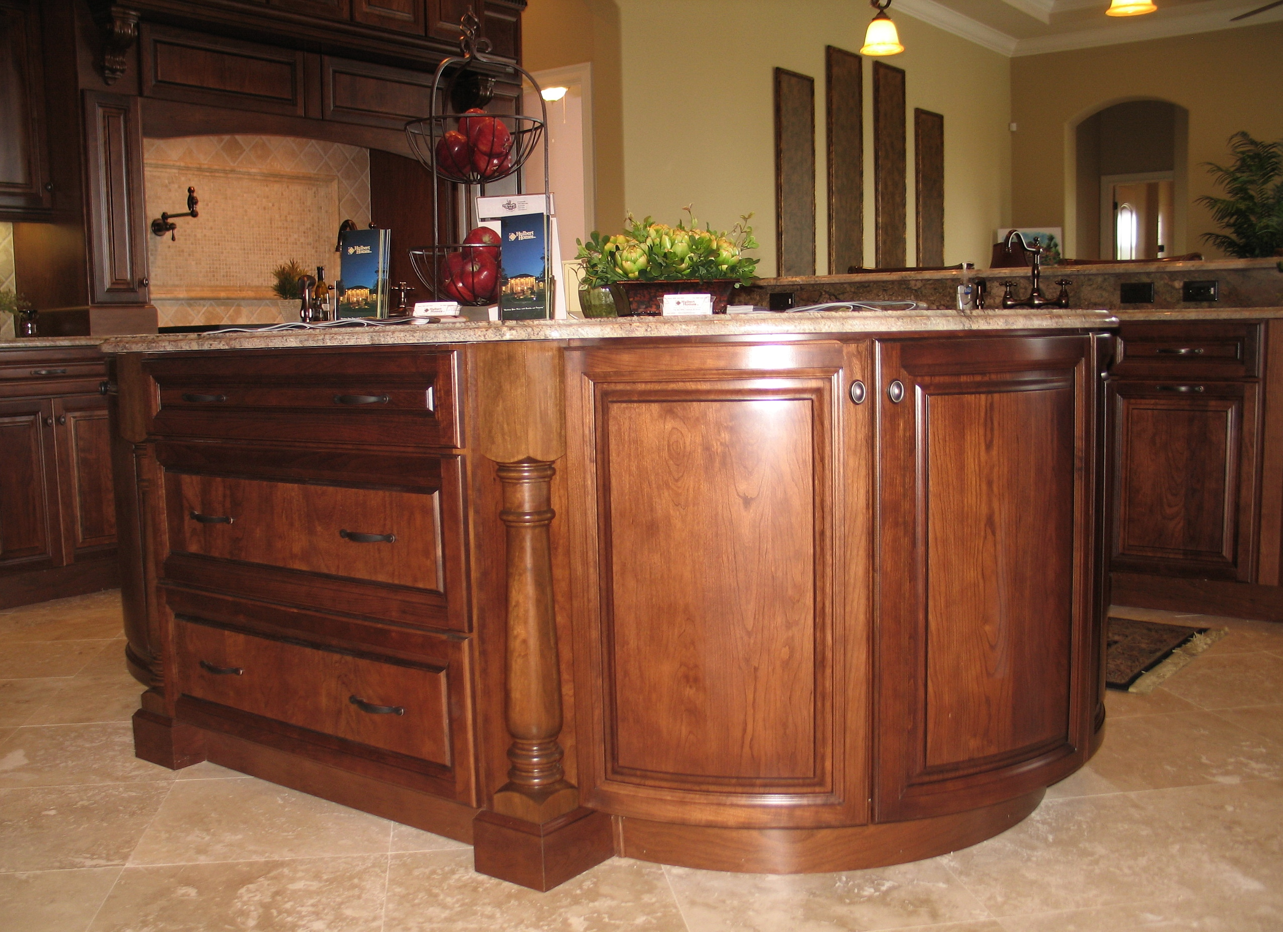 Osborne Wood Products Blog-Corbels and Kitchen Island Legs ...
