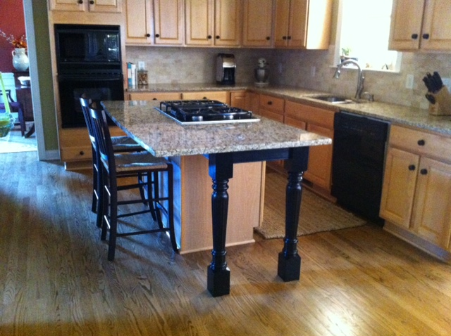Osborne Wood Products Blog Kitchen Island Support Legs And Skirt