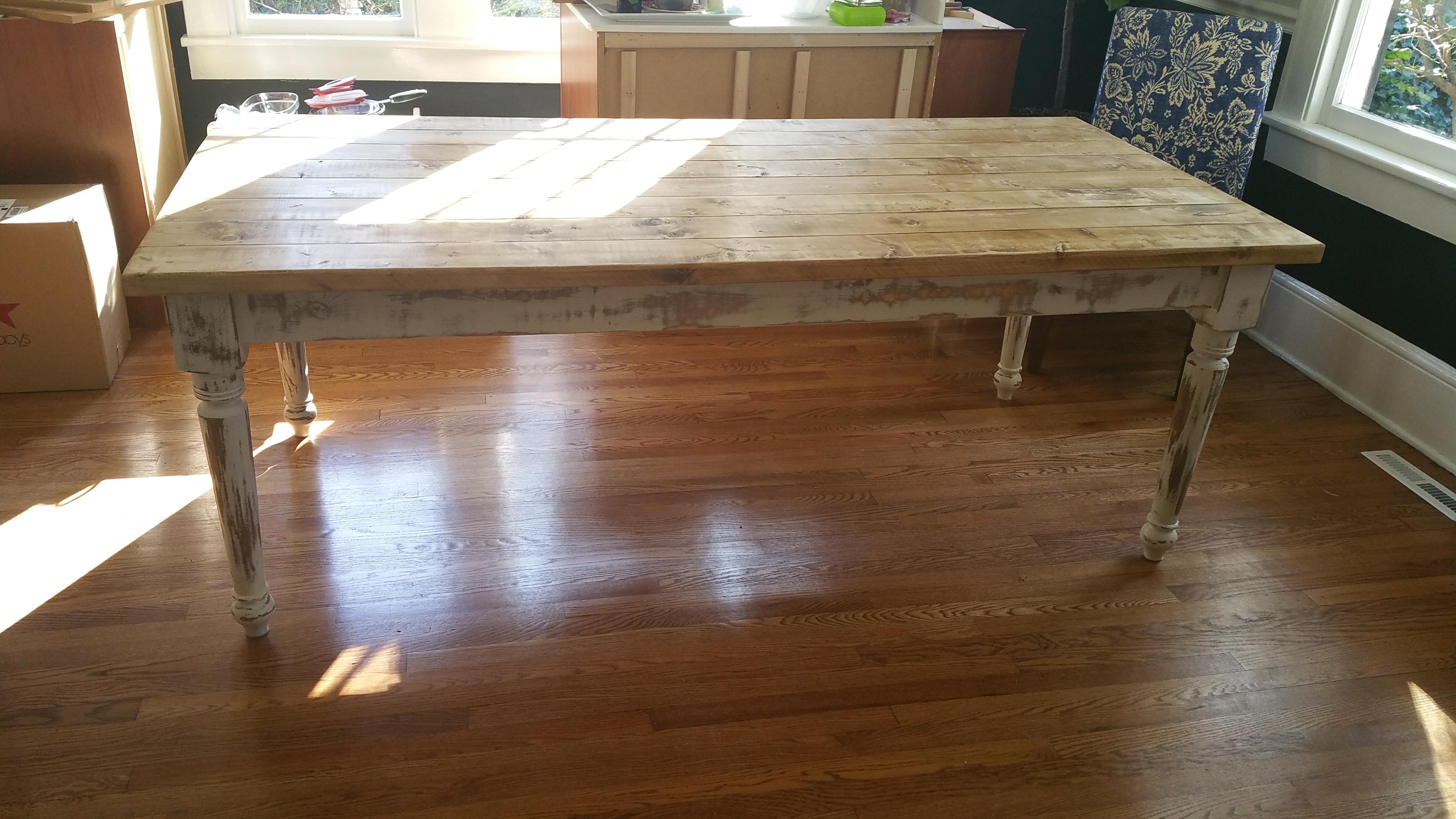 Osborne Wood Products Blog-Custom Table Legs for a Designer